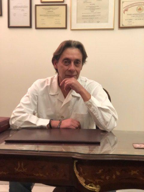 Δρ. Ραμαντζάς - Ιατρός Ομοιοπαθητικός, ειδικευμένος και στην Κυτταρολογία